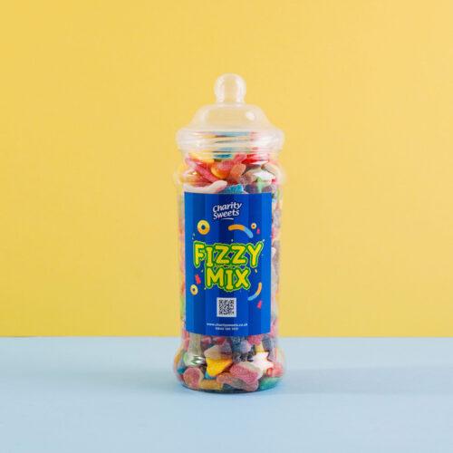 Fizzy Mix Jar