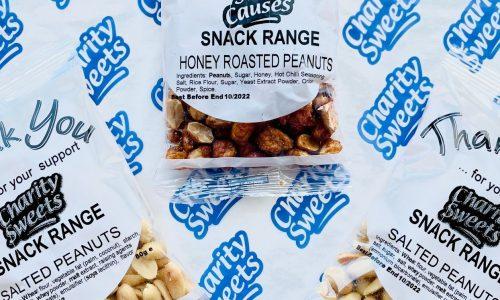Sweetcauses Salted Peanuts
